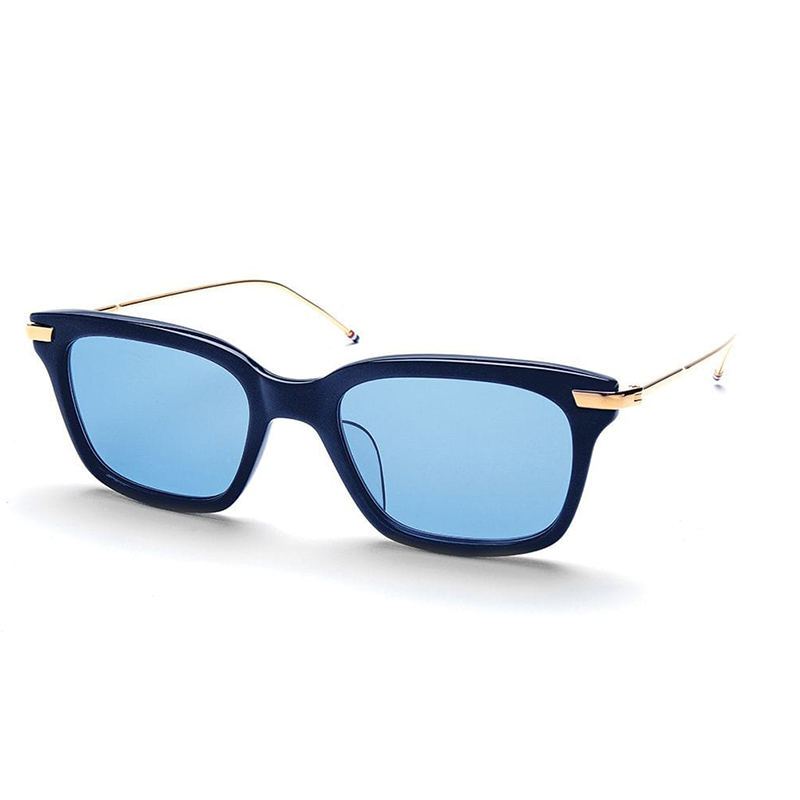 5a01aaea91be Navy Sunglasses